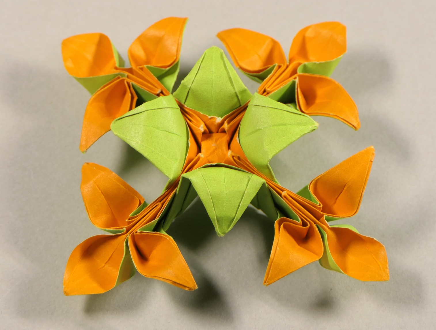 How to Make 3D Origami Units | 1145x1514