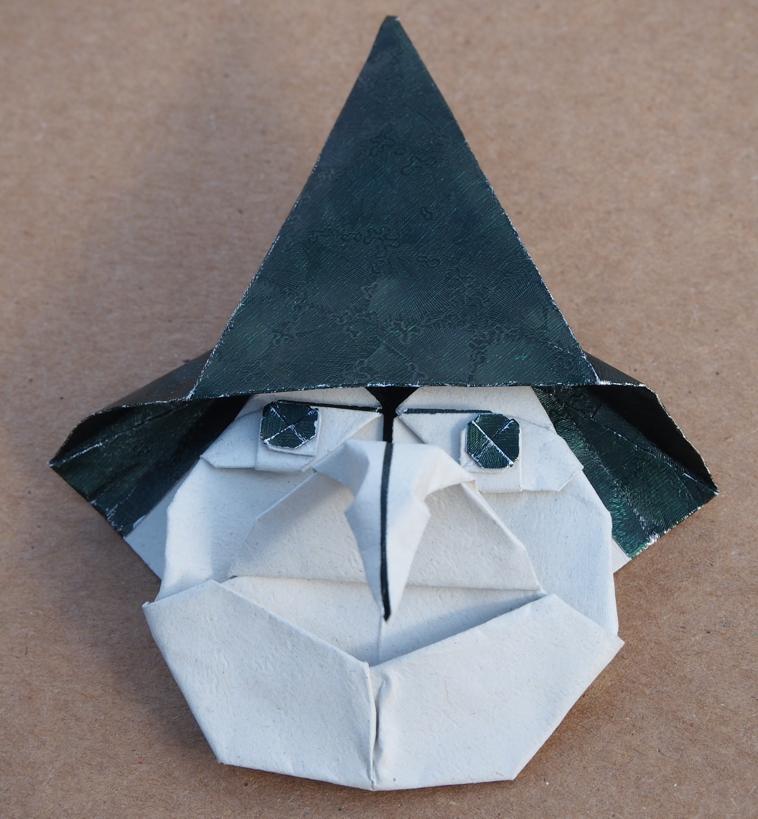 Robin Glynn | Gilad's Origami Page | 819x758